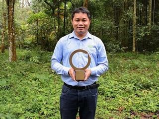 Nhà bảo tồn người Việt đoạt giải môi trường danh giá nhất thế giới