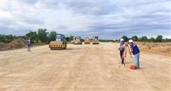 Doanh nghiệp nào trúng gói thầu 1.114 tỷ đồng tại Dự án cao tốc Quốc lộ 45 – Nghi Sơn?