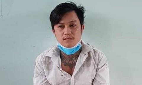 Gây án tại Sài Gòn, bỏ trốn về căn nhà giữa đồng ở Long An vẫn không thoát