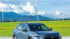 Toyota Corolla Cross Hybrid - chiếc xe hot nhất phân khúc SUV đô thị