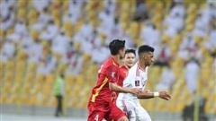 Thua UEA 2-3, Việt Nam vẫn vào vòng loại thứ 3 World Cup 2022 khu vực châu Á