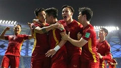 Việt Nam có 4,44% cơ hội dự World Cup 2022