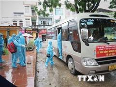 Bắc Kạn: Phát hiện thêm 1 ca mắc là công nhân trở về từ Bắc Giang