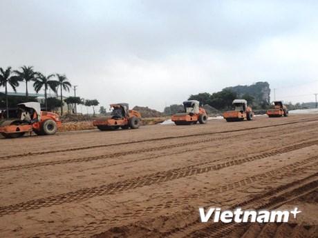 Lộ diện doanh nghiệp trúng gói thầu đầu tiên 2 dự án cao tốc Bắc-Nam