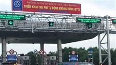 Yêu cầu tăng cường kiểm soát xe quá tải trên cao tốc Hà Nội - Hải Phòng