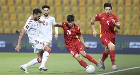 UAE 3-2 Việt Nam: Thua một trận đấu, thắng cả chiến dịch