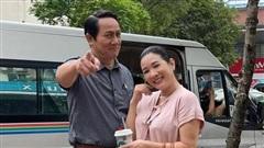 NSƯT Thanh Thanh Hiền lần đầu đóng phim truyền hình cùng NSƯT Hoàng Hải