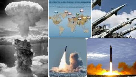 Các cường quốc hạt nhân gia tăng đầu đạn tác chiến
