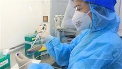 Thành phố Vinh xuất hiện ca thứ 2 dương tính SARS-CoV-2