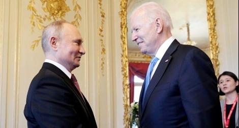 Ông Putin - Biden bắt đầu cuộc họp thượng đỉnh lịch sử tại Geneva