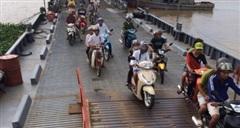 Đề xuất đầu tư cầu Ninh Cường vượt sông Ninh Cơ từ vốn dư cầu Thịnh Long