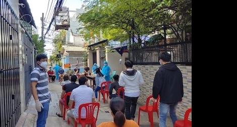TP Hồ Chí Minh ghi nhận thêm 80 trường hợp nhiễm COVID-19