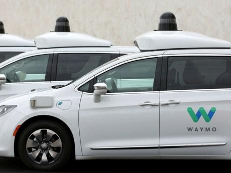 Công ty Waymo huy động được 2,5 tỷ USD trong vòng gọi vốn mới