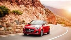 Suzuki Swift bản nâng cấp ra mắt