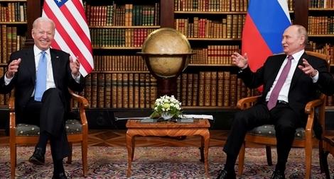 Thượng đỉnh ở Geneva có thể cứu quan hệ Nga-Mỹ
