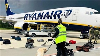 Vụ máy bay Ryanair: EU sẽ tăng biện pháp trừng phạt Belarus