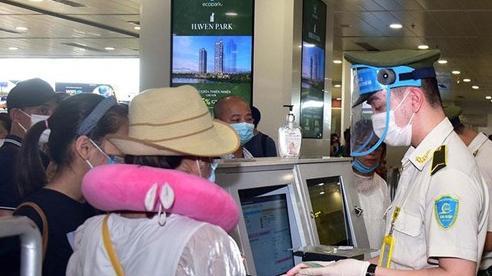 Bệnh nhân mắc Covid-19 đi trên chuyến bay của BambooAirways từ Cần Thơ về Hà Nội