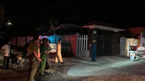 Hà Tĩnh ghi nhận thêm 3 trường hợp dương tính với SARS-CoV-2, phong tỏa 2 thôn