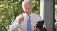 Màn đấu khẩu hiếm có giữa ông Biden và phóng viên