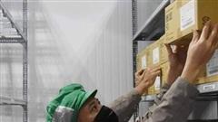 Cận cảnh kho lạnh bảo quản 836.000 liều vắc xin Covid-19 tại TP.HCM