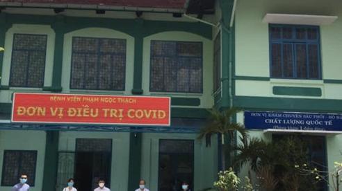 TP.HCM đưa vào hoạt động một bệnh viện chuyên điều trị bệnh nhân COVID-19, quy mô 1.000 giường bệnh