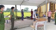 Bắc Ninh: Xử phạt hàng nghìn người vi phạm phòng chống dịch