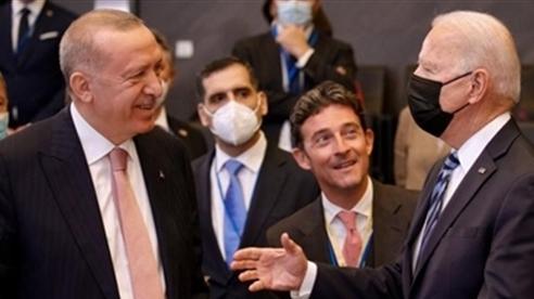 Mỹ-Thổ Nhĩ Kỳ lại căng thẳng vì...S-400