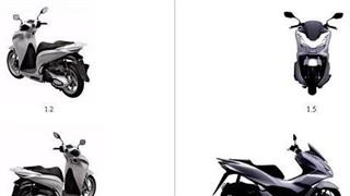 Honda SH 350i và Honda PCX 160 sẽ được phân phối chính hãng tại Việt Nam