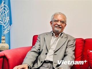 'Liên hợp quốc rất tin tưởng khi đưa bệnh nhân đến Việt Nam điều trị'