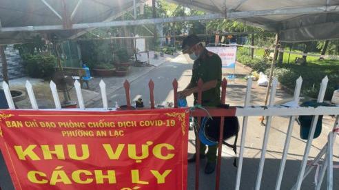 TP Hồ Chí Minh: Phong tỏa UBND phường An Lạc do liên quan đến ca nhiễm Covid-19