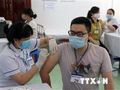 Phú Yên, Ninh Thuận triển khai tiêm vaccine phòng dịch COVID-19 đợt 2