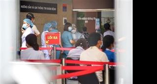 Hai bệnh viện tạm ngưng nhận bệnh nhân vì có ca nghi nhiễm COVID-19