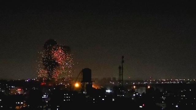 Israel không kích Gaza lần thứ hai trong tuần