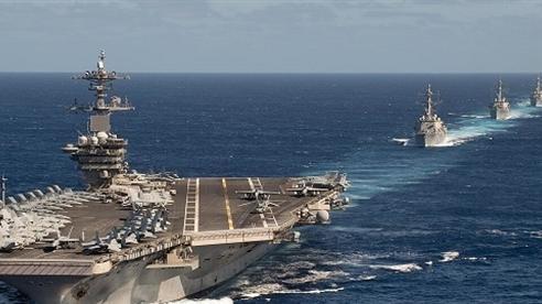 'Mỹ không chỉ dựa vào Hạm đội 7 đối phó Trung Quốc'