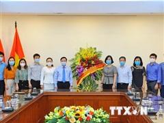 Phó Chủ tịch Quốc hội chúc mừng TTXVN nhân Ngày Báo chí Cách mạng