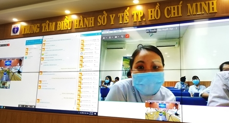 Tập huấn cho 125 cơ sở y tế về xét nghiệm nhanh kháng nguyên