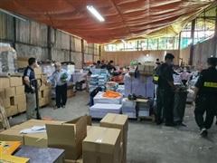 Phá đường dây in gần 3 triệu cuốn SGK giả, 15 kho ở khắp Hà Nội