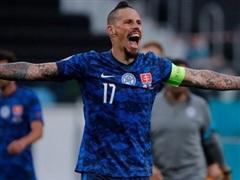 EURO 2020: Thủ quân Slovakia hướng tới trận đấu đáng nhớ với Thụy Điển