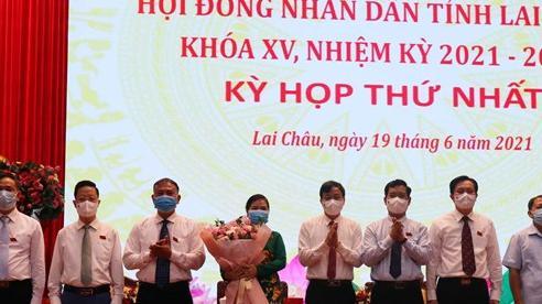 HĐND tỉnh Lai Châu bầu các chức danh lãnh đạo nhiệm kỳ mới