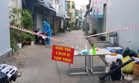 TPHCM: Phong tỏa 3 khu phố của phường An Lạc, quận Bình Tân
