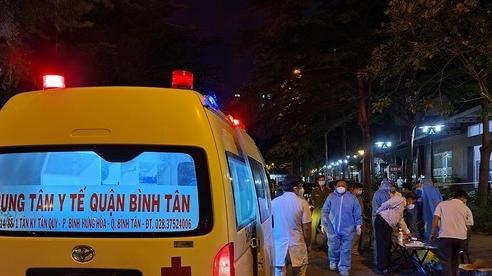 TP.HCM 'lệnh' phong tỏa ba khu phố nhiều ca Covid-19 nhất quận Bình Tân
