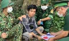 Hai người Lào vượt biên vào Việt Nam cùng 6.200 viên ma túy
