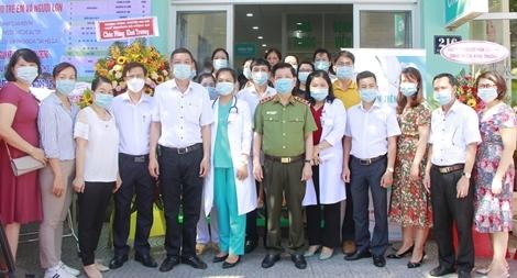 Bệnh viện 199 khai trương Trung tâm tiêm chủng dịch vụ