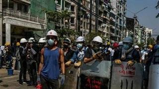 Tình hình Myanmar: LHQ kêu gọi hành động thiết lập lại nền dân chủ, thả các nhà lãnh đạo bị giam giữ và ngừng vận chuyển vũ khí