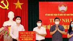 Ninh Bình: Ủng hộ trên 41 tỷ đồng phòng, chống dịch COVID-19