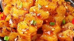 3 công thức xào khoai tây ngon mà lạ miệng