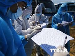 Nữ công nhân Nam Định về từ Bắc Giang dương tính sau 4 lần xét nghiệm