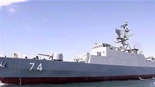 Iran bất ngờ đưa tàu chiến áp sát bờ biển Israel