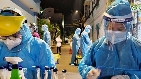Thành phố Hồ Chí Minh tiếp tục giãn cách xã hội theo Chỉ thị 15/CT-TTg