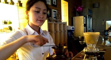 'Choáng' với giá trà, cafe tại CHDCND Triều Tiên